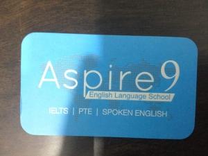 ASPIRE 9 ENGLISH LANGUAGE SCHOOL