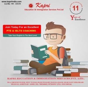 Kapri Education & Immigration Services Pvt. Ltd., Amritsar