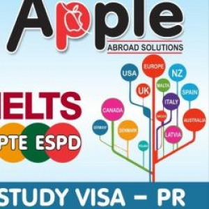 Apple Institute Of IELTS & PTE