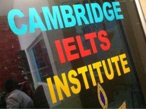 The Cambridge Ielts institute