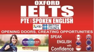 OXFORD IELTS