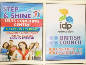 Step & Shine Ielts Coaching Center